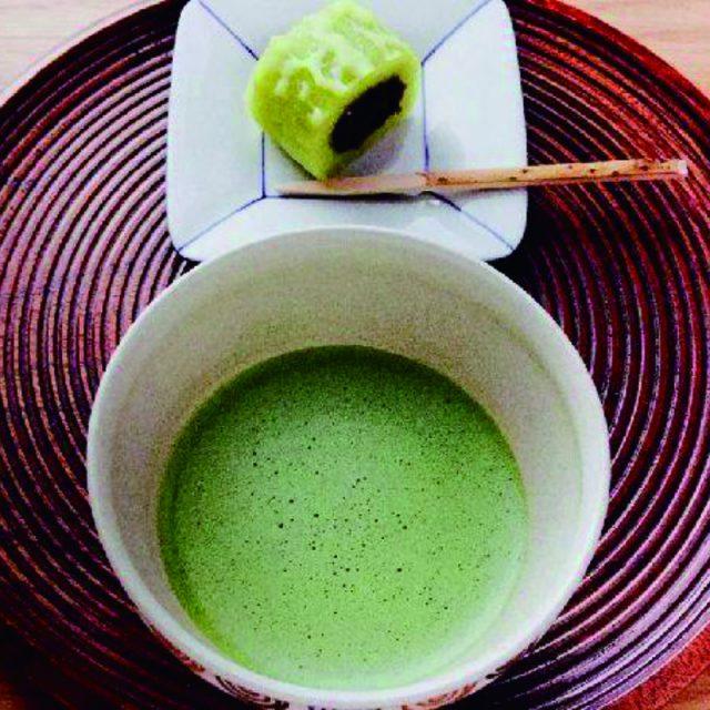カジュアルな茶の湯