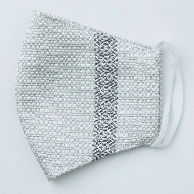 博多織シルクマスク