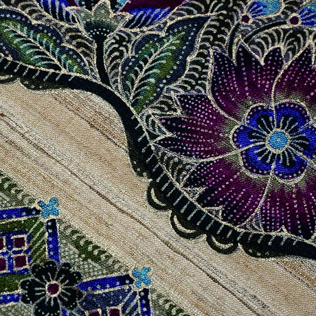 京の染織 「織匠 万勝」「染匠 西原」新作展