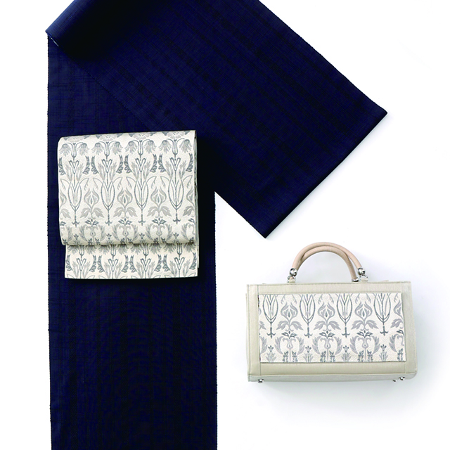 【要予約】OKANOオリジナル帯 & バッグ セレクトオーダー会 ~帯と同じ生地でバッグもお誂えいたします~