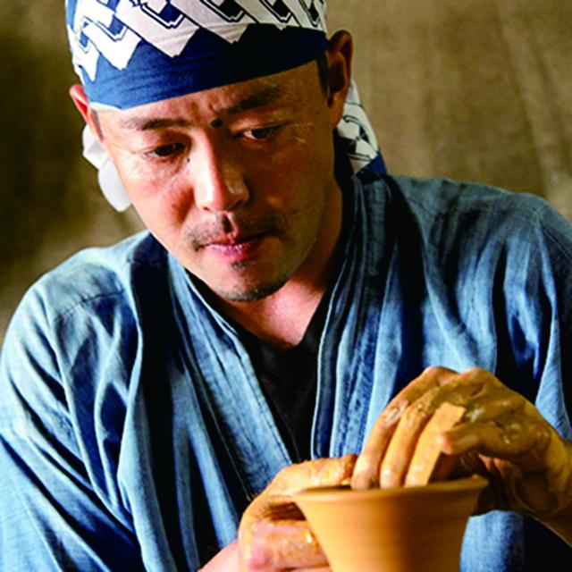 国指定伝統的工芸品 小石原焼「カネハ窯」展